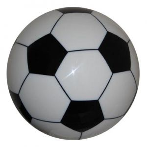 Шар для боулинга ABS Soccer Ball