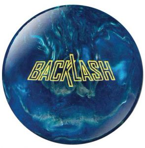 Шар для боулинга Hammer Backlash Blue/Silver